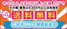 3980円で送料無料